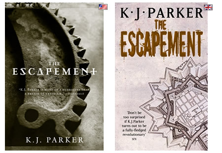 International Covers for The Escapement