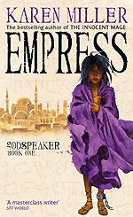 Karen Miller - Empress (UK)