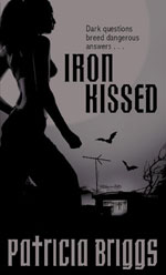 Iron Kissed by Patricia Briggs, UK paperback