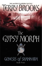 The Gypsy Morph by Terry Brooks, UK hardback