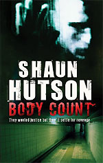 Body Count by Shaun Hutson, UK paperback