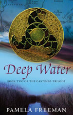 Deep Water by Pamela Freeman - UK / US paperback