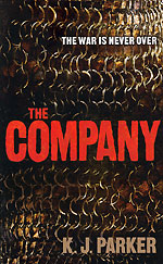 The Company by KJ Paker, UK TPb