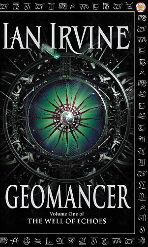 Geomancer by Ian Irvine, UK paperback