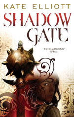 Shadow Gate, by Kate Elliott, UK paperback