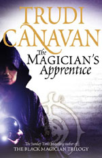 The Magician's Apprentice, by Trudi Canavan, UK hardback