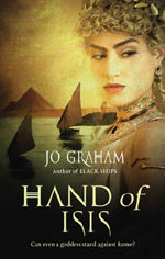 Hand of Isis, by Jo Graham, UK paperback