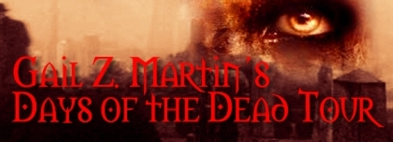Days of the Dead banner 2009