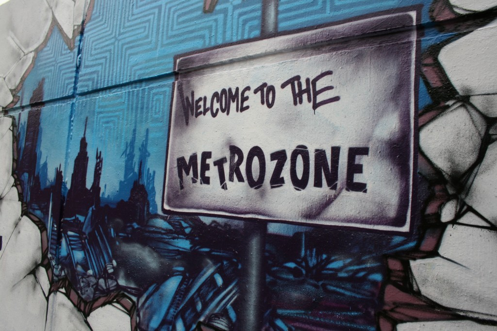 Metrozone image on Orbit Website