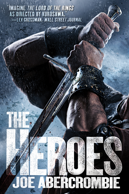 Abercrombie_The Heroes (TP)