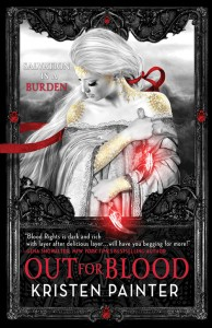 OUT FOR BLOOD by Kristen Painter4