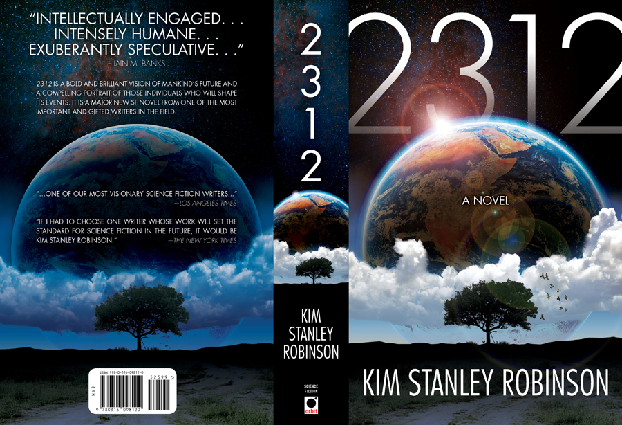 Cover Story  2312 By Kim Stanley Robinson
