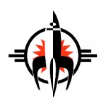 Forbidden Planet rocket logo