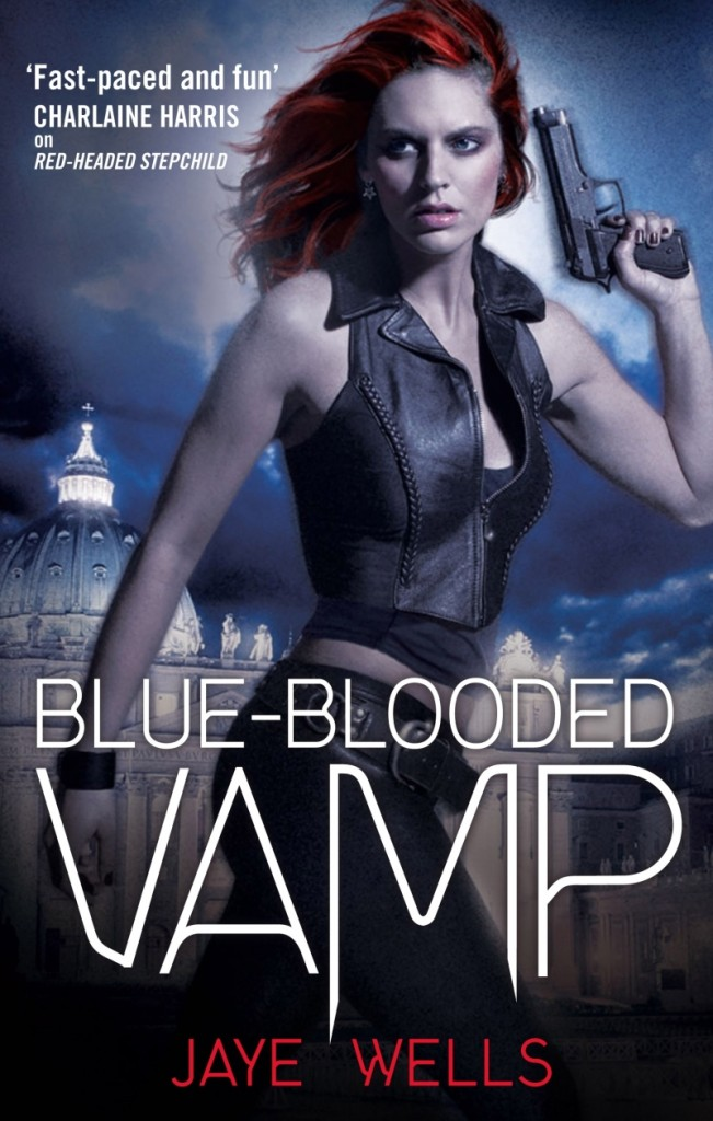 the fifth book in the Sabina Kane vampire series