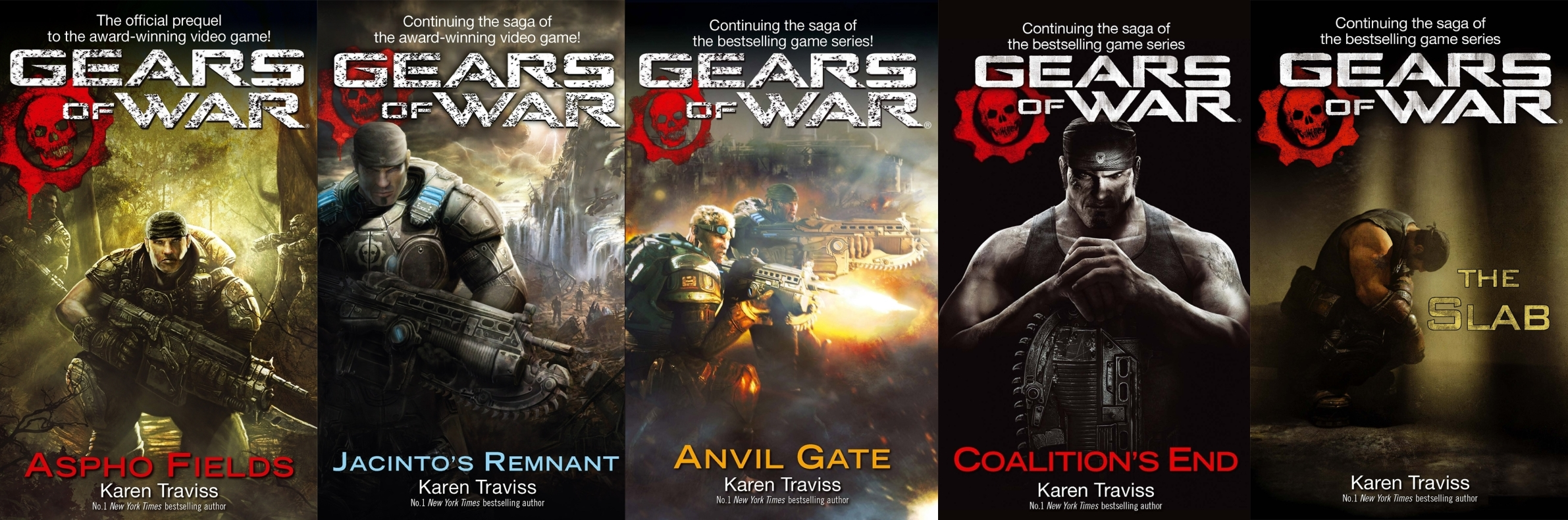 Gears of War: The Slab Archives - Orbit Books | Science ...