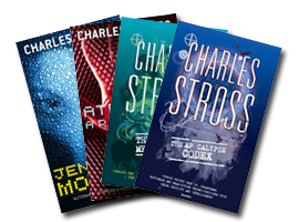 Charles Stross's Laundry Files