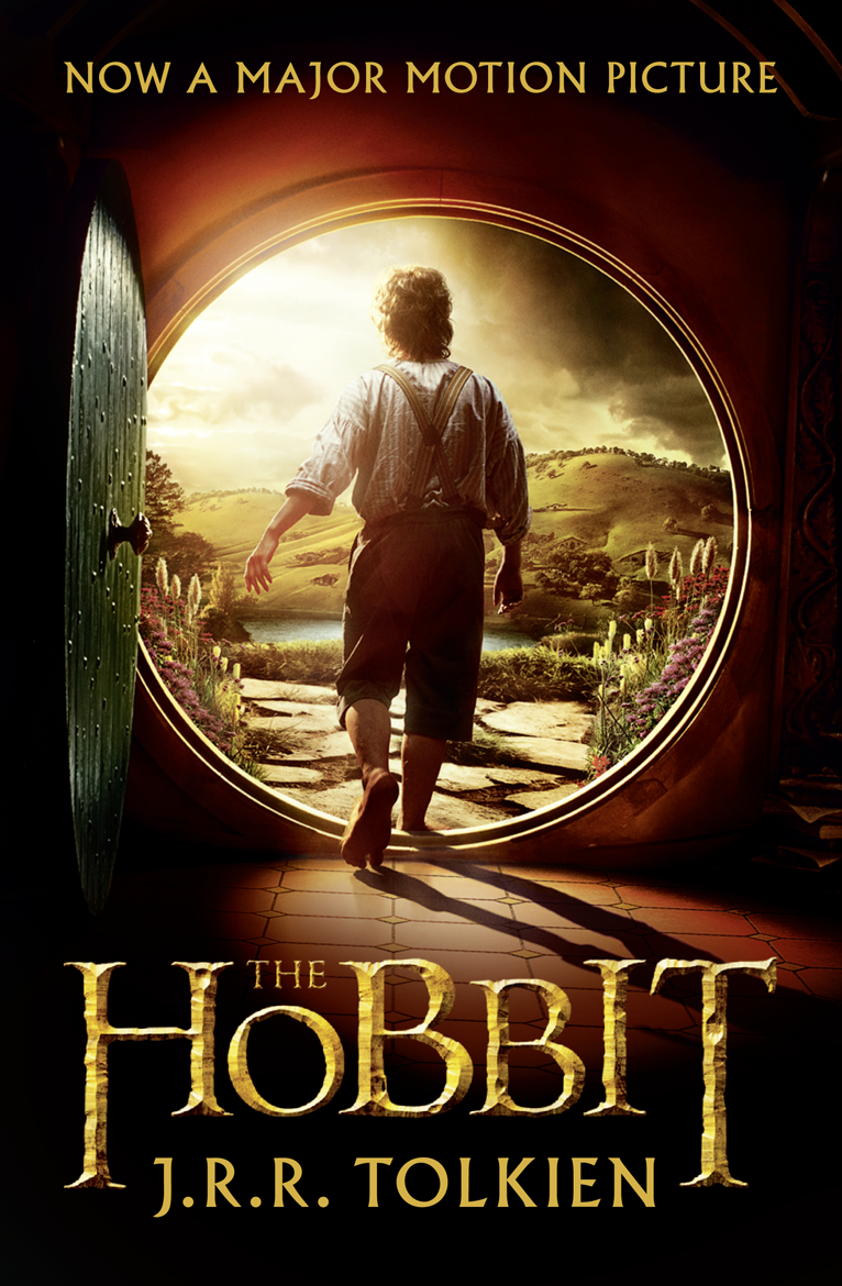 The Hobbit by J. R. R. Tolkien, in a piece on fantasy worldbuilding by Francis Knight, author of Fade to Black