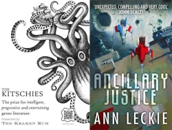 Ancillary Justice: winner of the Golden Tentacle
