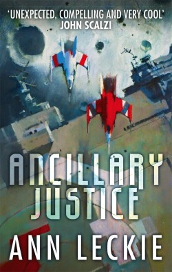 BSFA winner: Ancillary Justice by Ann Leckie