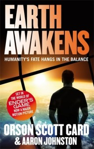 Earth Awakens, book three of The First Formic War series by Orson Scott Card and Aaron Johnston - a prequel series to Ender's Game