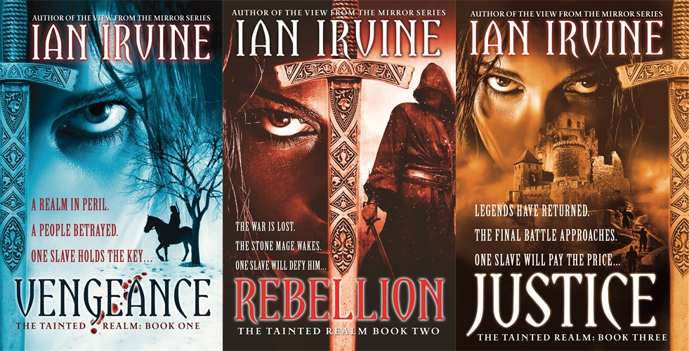 The Tainted Realm Trilogy by Ian Irvine