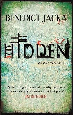 Hidden by Benedict Jacka