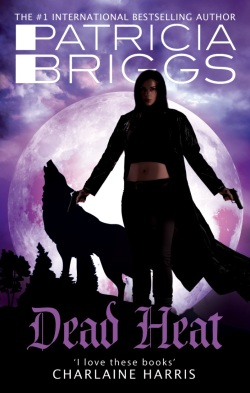 Dead Heat, the brand new Alpha and Omega urban fantasy novel featuring Anna and Charles from Patricia Briggs