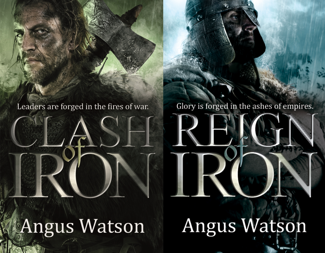 CLASH OF IRON and REIGN OF IRON