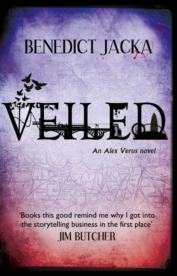 VEILED – the new Alex Verus novel by Bendict Jacka, coming August 2015