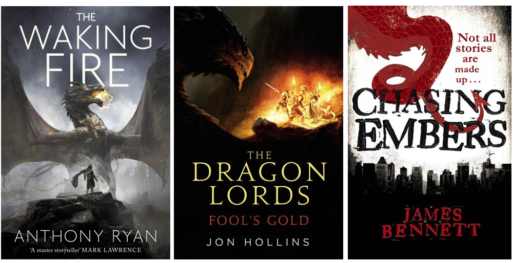 Dragon Book Covers