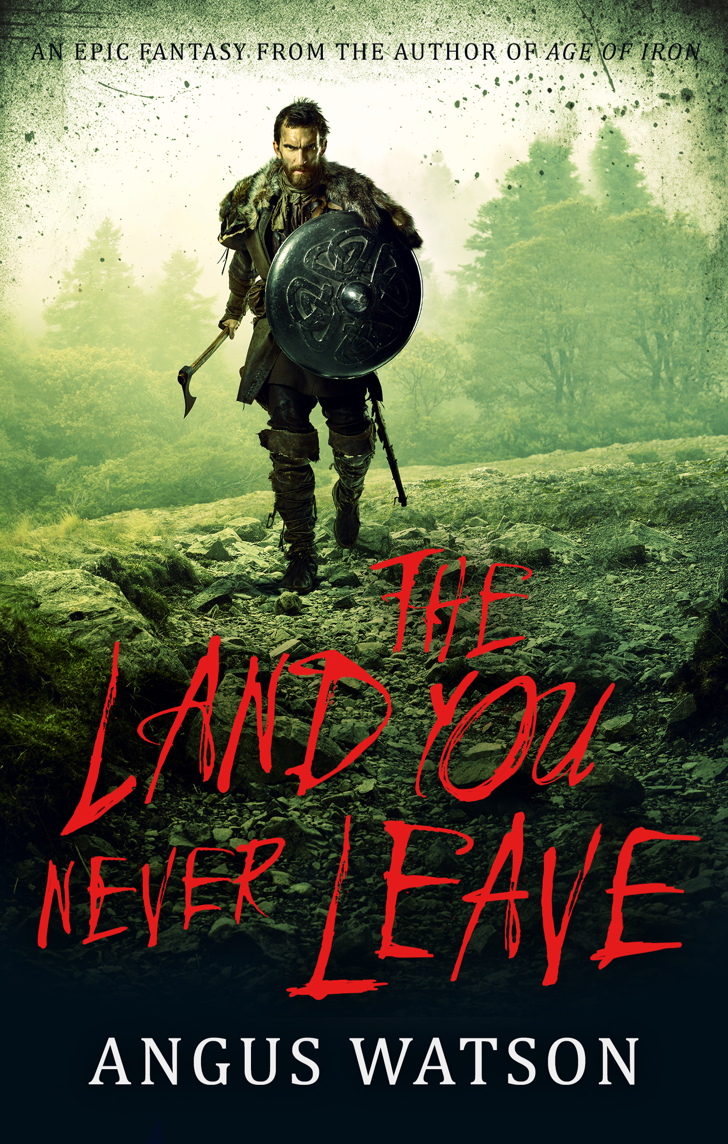 Angus's New Series Follows The Story Of Finn, A Young Warrior Whose  Settlement Is Razed By Invaders Cast Adrift On A Strange New Continent,