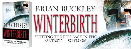 Winterbirth banner