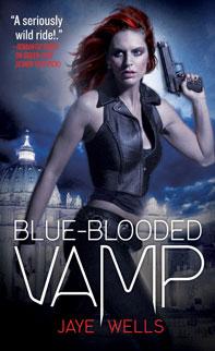 Blue Blooded Vamp