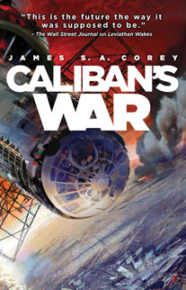 Caliban's War