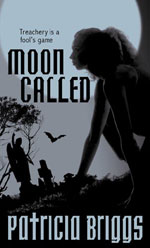 Moon Called by Patricia Briggs, UK paperback
