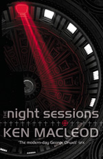 The Night Sessions UK Hardback