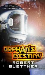 Orphan's Destiny - UK edition