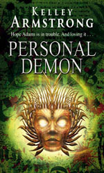 Personal Demon by Kelley Armstrong - UK paperback