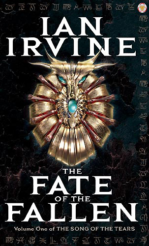 The Fate of the Fallen by Ian Irvine, UK paperback