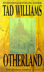 Otherland by Tad Williams - UK paperback
