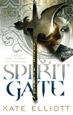Spirit Gate by Kate Elliott, UK paperback