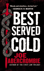 Best Served Cold Mass Market Cover