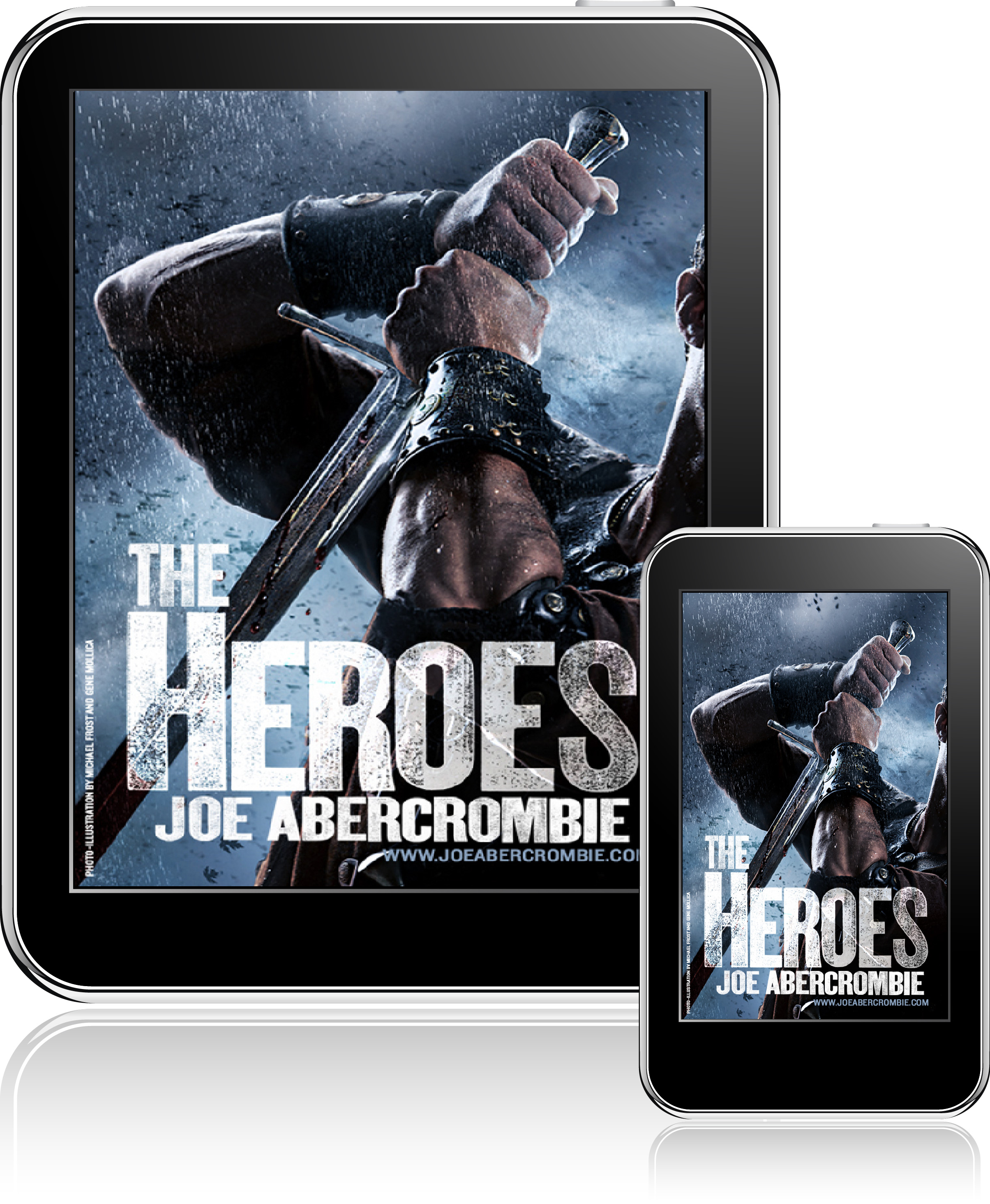 the heroes abercrombie joe