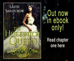click this banner to be taken to the page where you can read chapter one of The Hedgewitch Queen for free