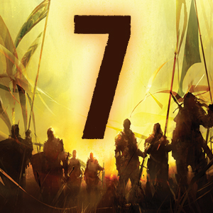 7 days for SEVEN PRINCES
