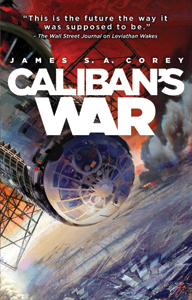 Read an excerpt from Caliban's War