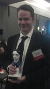 Robert Jackson Bennett - Edgar Award