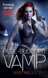 Blue-Blooded Vamp by Jaye Wells
