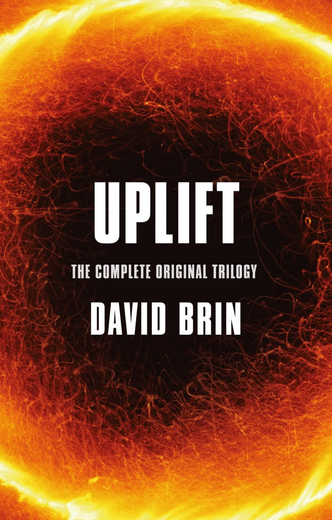 An omnibus edition of the Hugo and Nebula Award-winning Uplift series by David Brin, containing SUNDIVER, STARTIDE RISING and THE UPLIFT WAR
