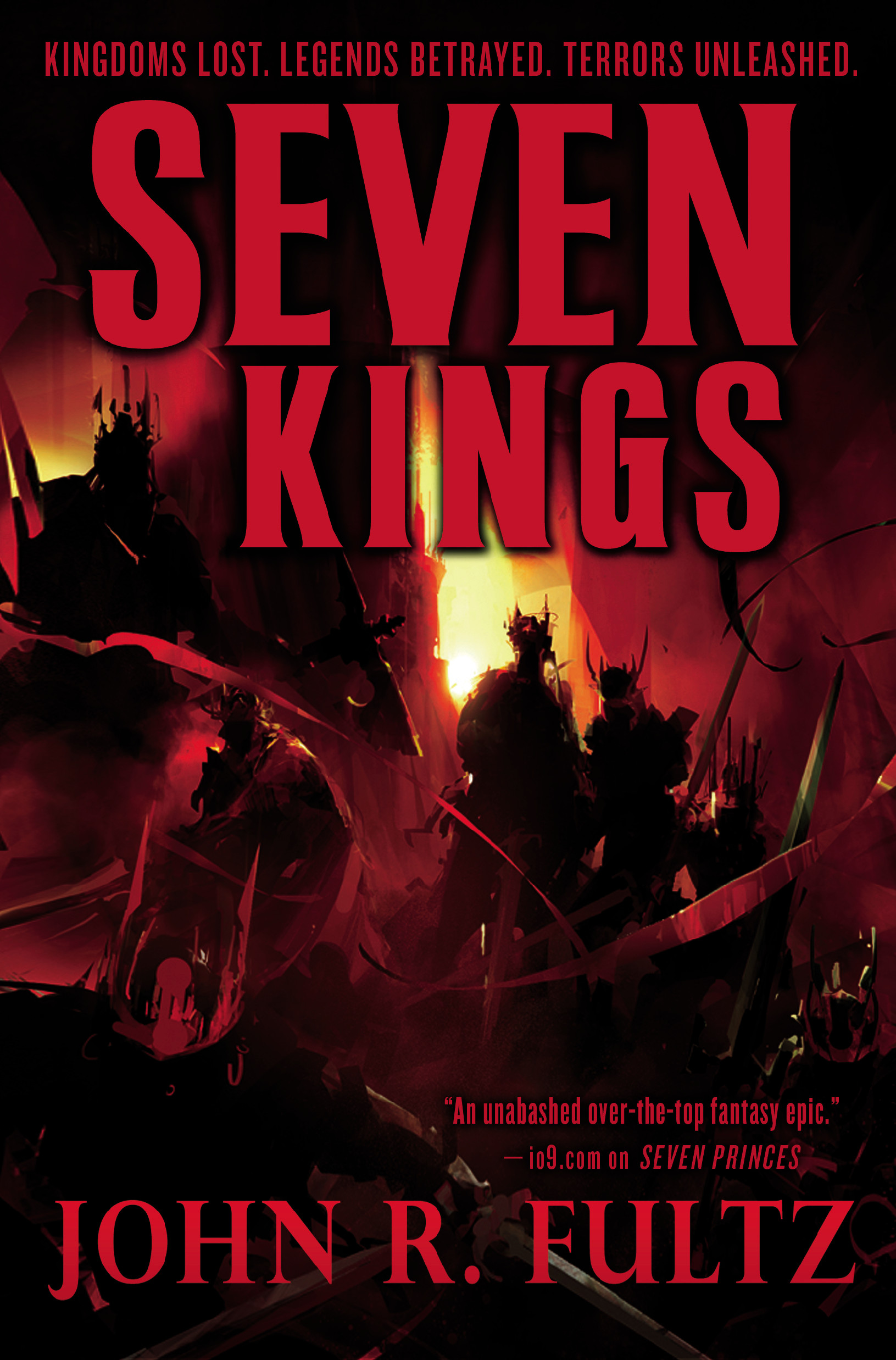 SEVEN KINGS by John R. Fultz
